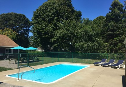 Harwich Cape Cod vacation rental - Heated Pool in Large Private Back Yard