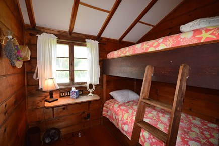 Orleans Cape Cod vacation rental - Downstairs bedroom 1 with bunk beds