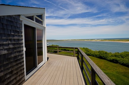 Orleans Cape Cod vacation rental - View from deck on a beautiful summers day
