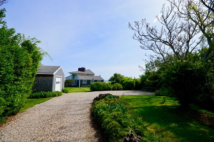 Orleans Cape Cod vacation rental - Private setting with beautiful grounds