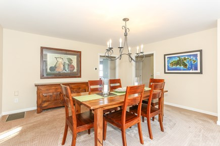 East Orleans Cape Cod vacation rental - Big dining room for family dinners