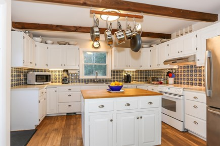 East Orleans Cape Cod vacation rental - Enjoy cooking dinner in this fully equipped kitchen