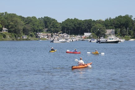 East Orleans Cape Cod vacation rental - Kayak from your back door