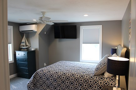 Dennis Port Cape Cod vacation rental - 2nd Floor Junior Suite with private bath and 43 inch TV
