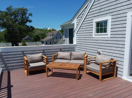 Dennis Port Cape Cod vacation rental - 2nd Floor Roof Deck!