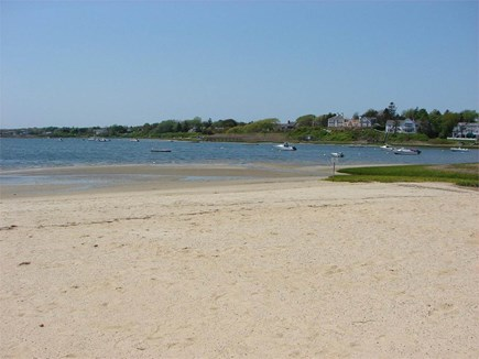 Chatham Cape Cod vacation rental - The beach at Oyster Pond - just 8 tenths of a mile away
