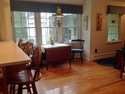 Chatham Cape Cod vacation rental - Kitchen nook