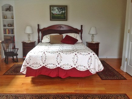 Chatham Cape Cod vacation rental - Second floor bedroom with queen