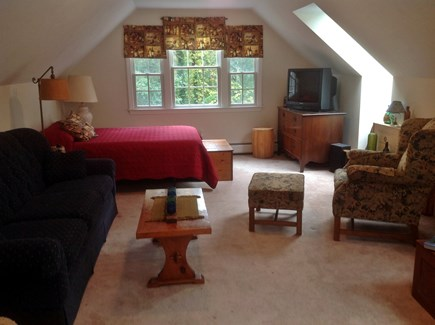 Chatham Cape Cod vacation rental - Separate secluded bedroom/living area with double bed