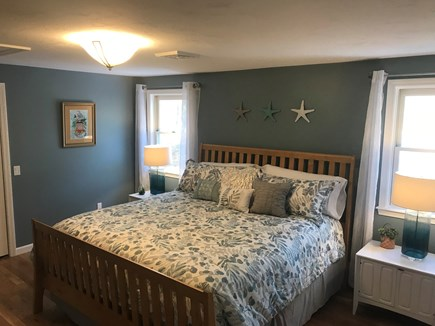 Harwich, 3 Captain Scott Road  Cape Cod vacation rental - BR4 of 6 - King Bed