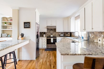 Harwich Cape Cod vacation rental - Fully stocked, immaculate, equipped kitchen. All new appliances.