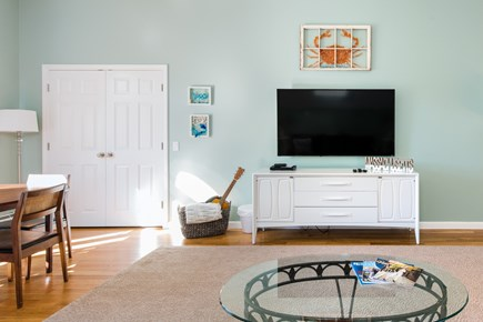 Harwich Cape Cod vacation rental - Bedroom 6 - Third TV Viewing area.