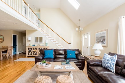 Harwich Cape Cod vacation rental - Large comfortable first floor open to the kitchen and sun room