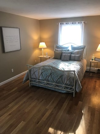 Harwich Cape Cod vacation rental - Bedroom 2 of 6 - 1st FloorPillow top Queen Bed
