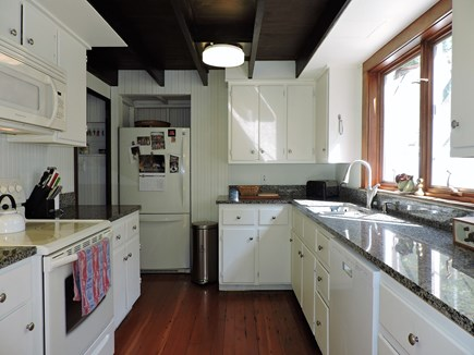 West Falmouth Cape Cod vacation rental - Kitchen 2