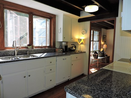 West Falmouth Cape Cod vacation rental - Kitchen 1
