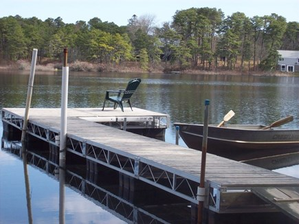Eastham Cape Cod vacation rental - Relax on the water