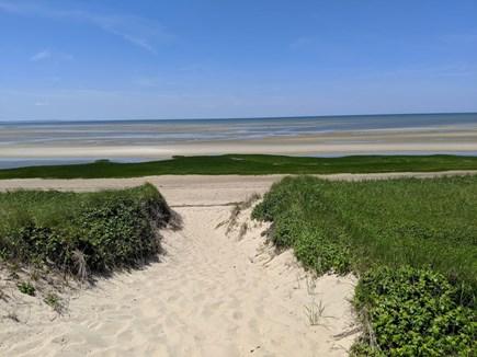 Eastham Cape Cod vacation rental - Bayside beach