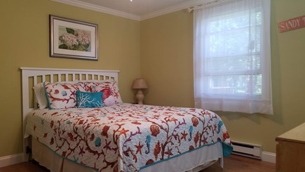 Eastham Cape Cod vacation rental - Downstairs Queen Bedroom 2