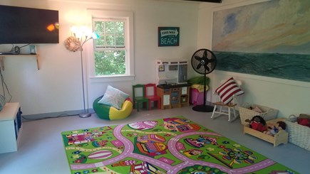 Eastham Cape Cod vacation rental - Outdoor playhouse