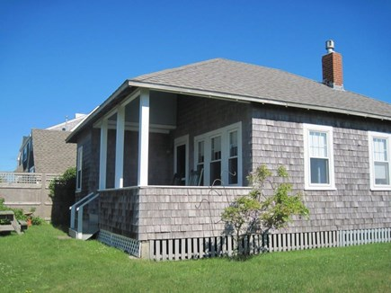 Maravista, Falmouth Heights Cape Cod vacation rental - Charming Cape cottage with water views and private beach