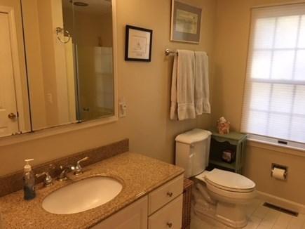 Harwich Cape Cod vacation rental - First floor bath