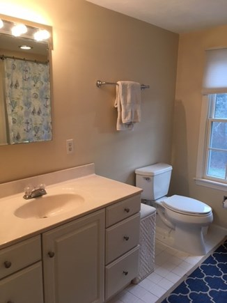 Harwich Cape Cod vacation rental - 2nd floor bath