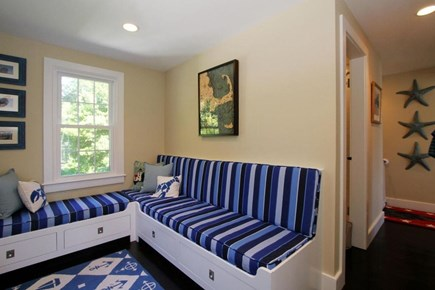 East Orleans Cape Cod vacation rental - Sitting Area/Den off Kitchen