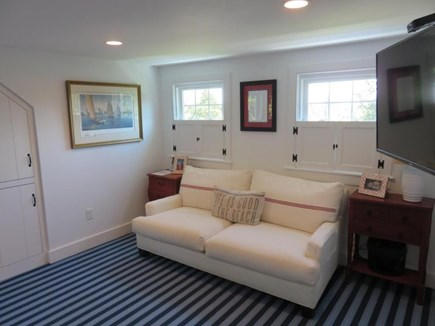 East Orleans Cape Cod vacation rental - Master Bedroom Sitting