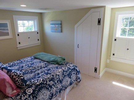 East Orleans Cape Cod vacation rental - Upstairs Queen Guest Bedroom #2