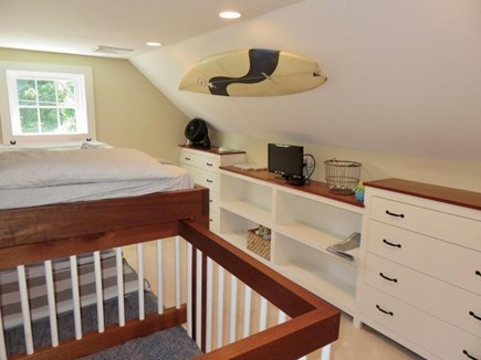 East Orleans Cape Cod vacation rental - 2nd Floor Bunk Beds - 3 Twins