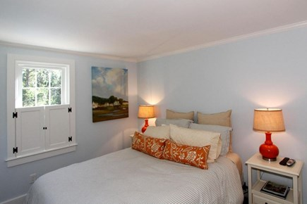 East Orleans Cape Cod vacation rental - Downstairs Queen Guest Bedroom #1