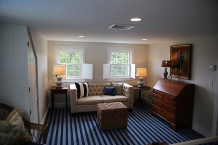 East Orleans, Mill Pond  Cape Cod vacation rental - Master Bedroom #1 -with Sitting Area 2nd Floor