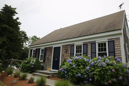 East Orleans, Mill Pond  Cape Cod vacation rental - Main House Front View