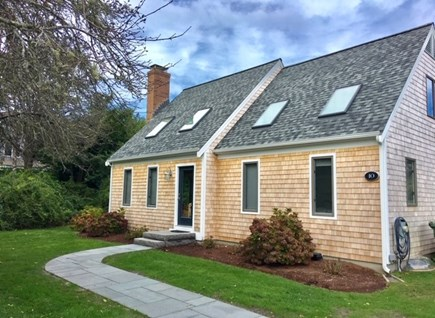East Orleans Cape Cod vacation rental - Peaceful setting located on a small cul de sac near Nauset Beach