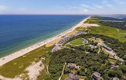 East Orleans Cape Cod vacation rental - The house is 3/4 mile to beautiful Nauset Beach!
