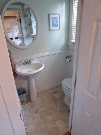 Dennisport Cape Cod vacation rental - Renovated bath with shower