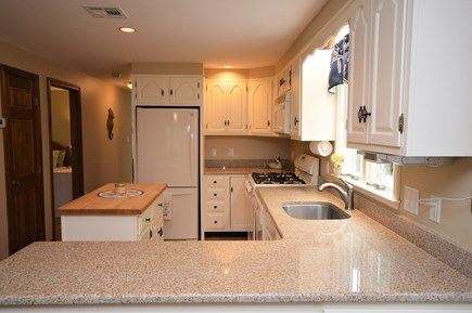 Eastham Cape Cod vacation rental - Fully loaded kitchen with island