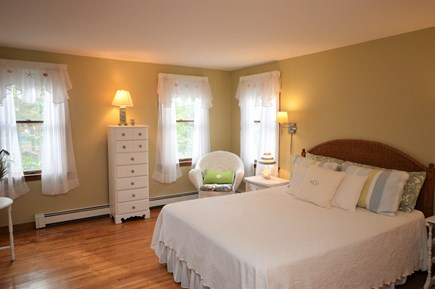 Eastham Cape Cod vacation rental - 1st Floor Queen bedroom with lots of light