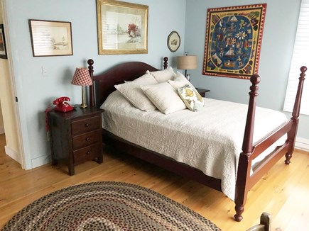Brewster Cape Cod vacation rental - Second bedroom with queen size bed