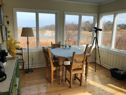 Brewster Cape Cod vacation rental - Sunporch, taken winter 2018