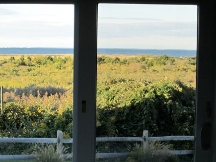 Brewster Cape Cod vacation rental - The view you wake up to from the master bedroom