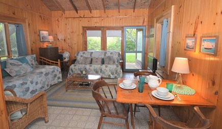 Orleans Cape Cod vacation rental - Cozy open living/dining area with seating for 3