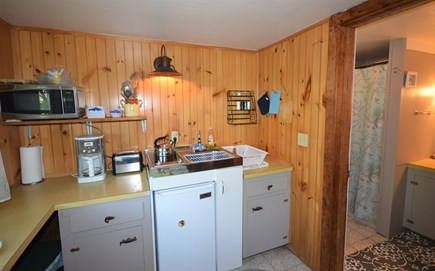 Orleans Cape Cod vacation rental - Kitchen area