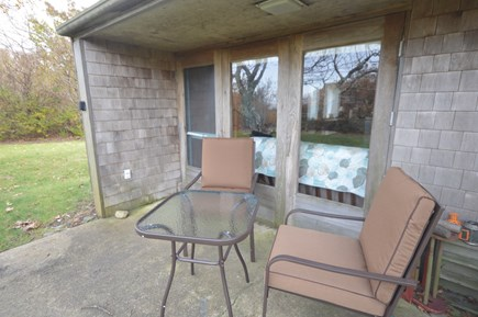 Orleans Cape Cod vacation rental - Brand new patio furniture