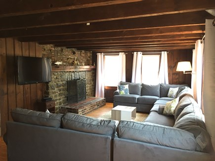 Harwich Cape Cod vacation rental - Newly furnished living room