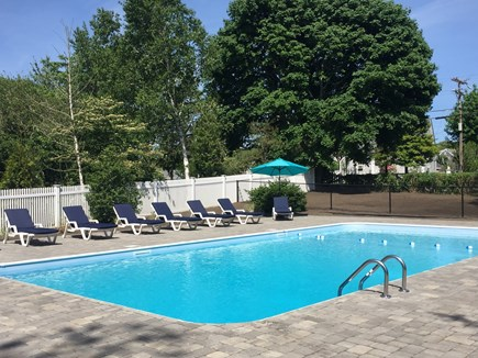 Harwich Cape Cod vacation rental - Heated Saltwater 20'x40' Pool