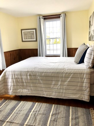 Harwich Cape Cod vacation rental - Bedroom 3: Queen bed, first floor