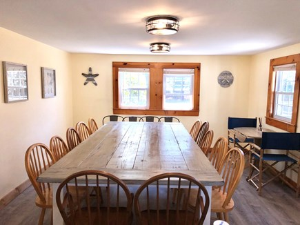 Harwich Cape Cod vacation rental - Dining room, seats 20
