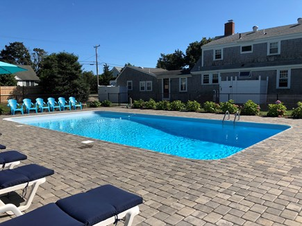 Harwich Cape Cod vacation rental - Pool area